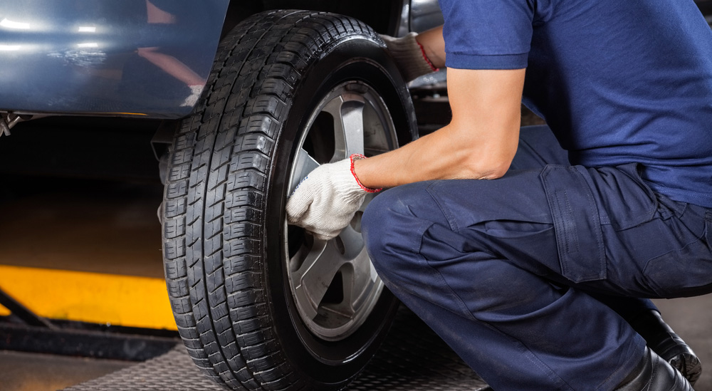 Tire Repair Service Utica MI